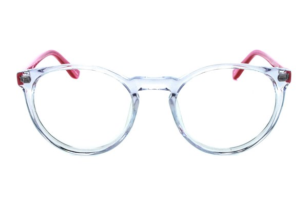 Kensie Retro Eyeglasses - Clear