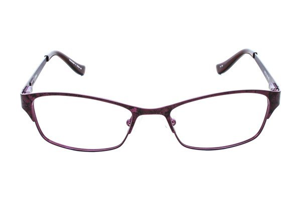 Kensie Spring Purple Eyeglasses