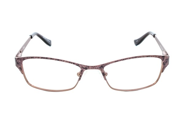Kensie Spring Eyeglasses - Brown