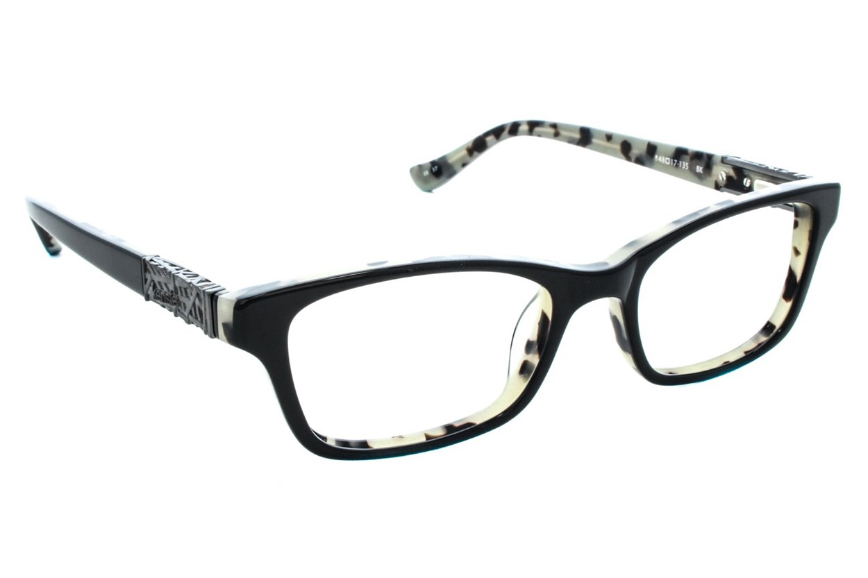 Kensie Timeless Black Eyeglasses
