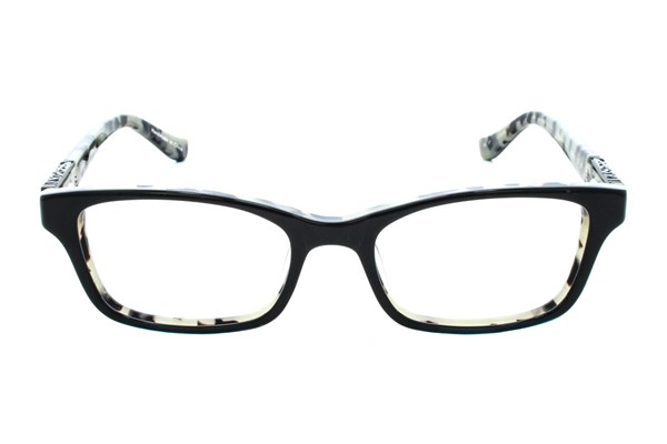 Kensie Timeless Eyeglasses - Black