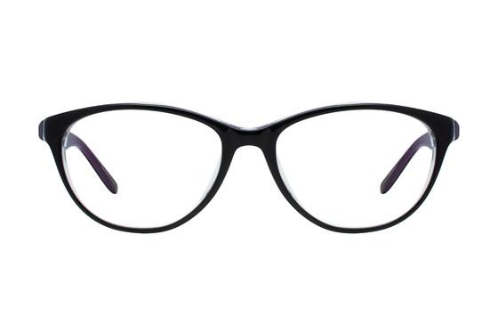 Vera Wang V312 Black Eyeglasses