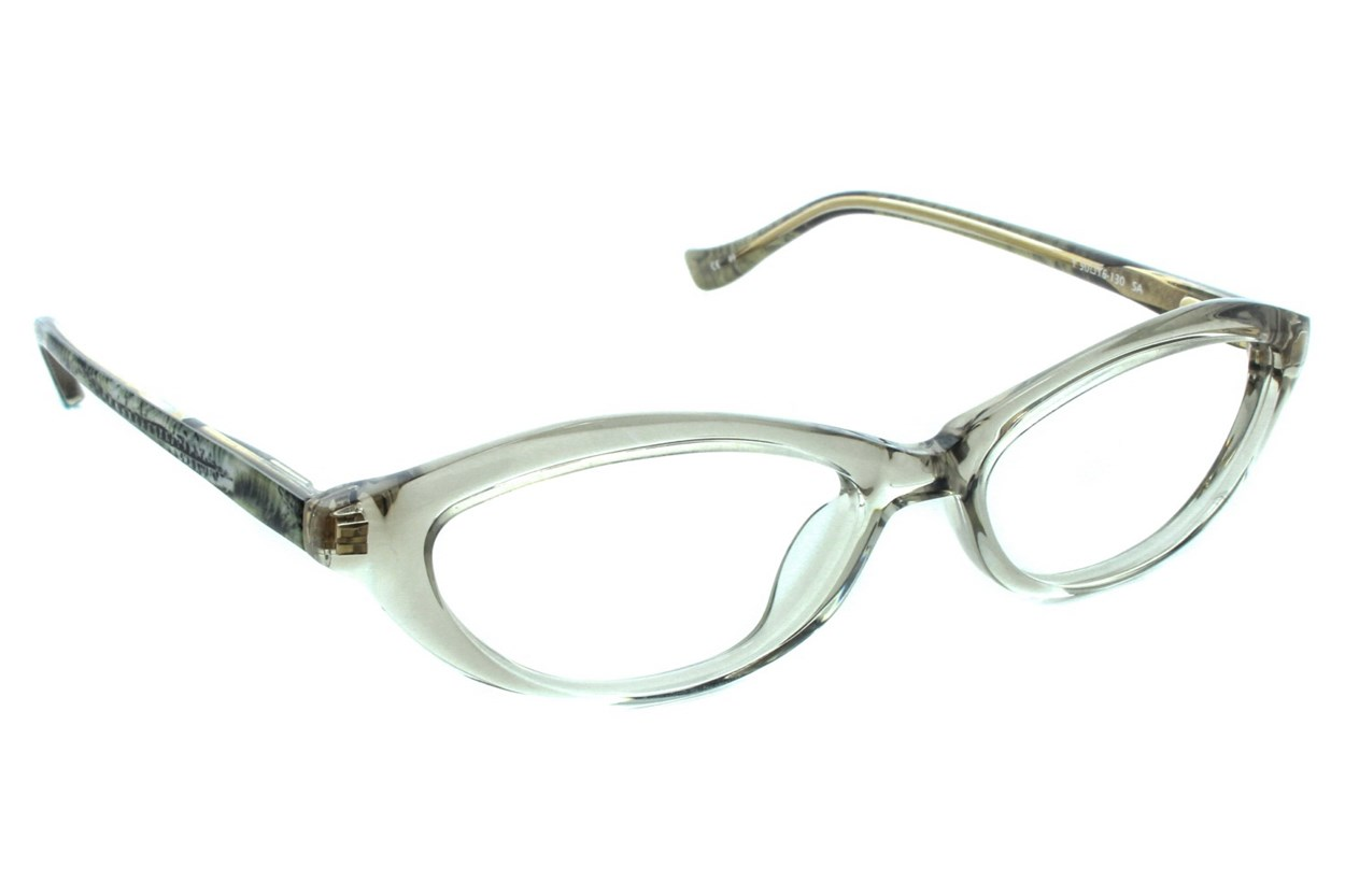 Kensie Winter Eyeglasses - Tan