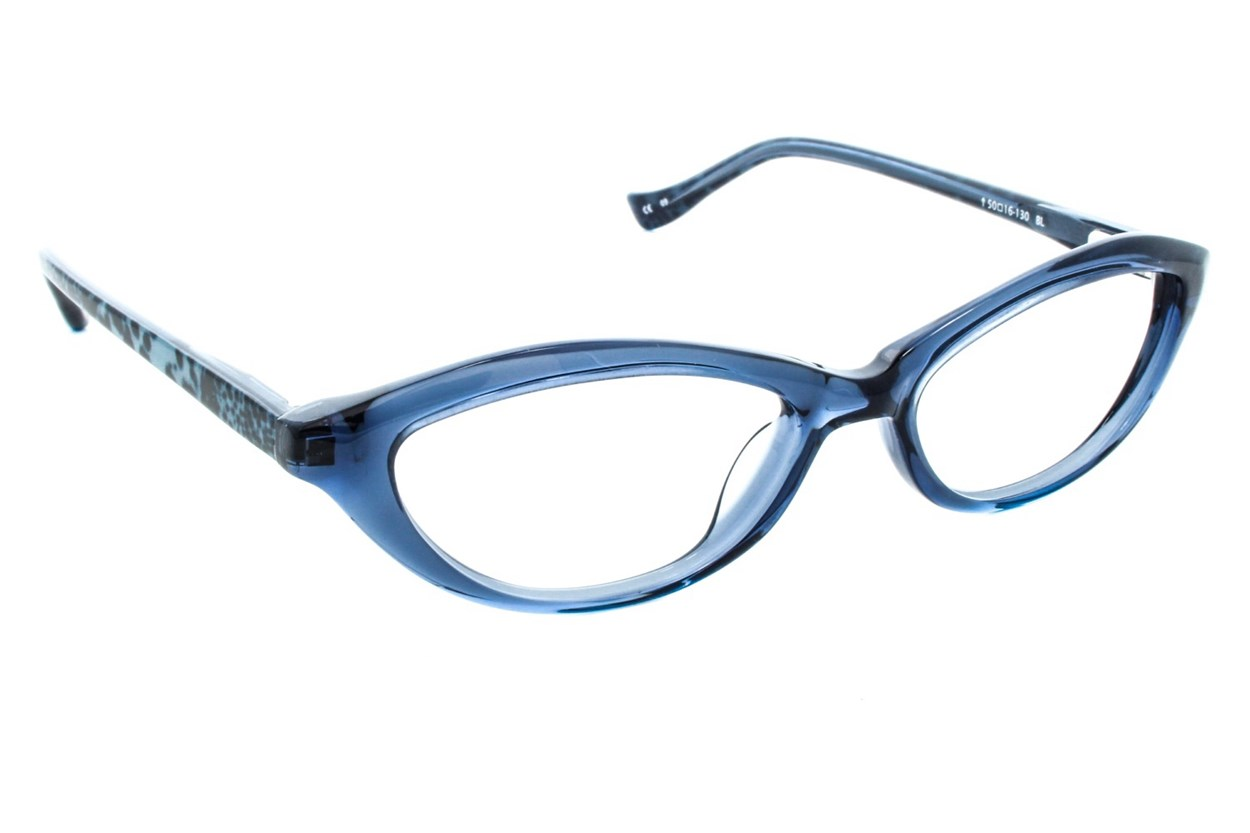Kensie Winter Eyeglasses - Blue