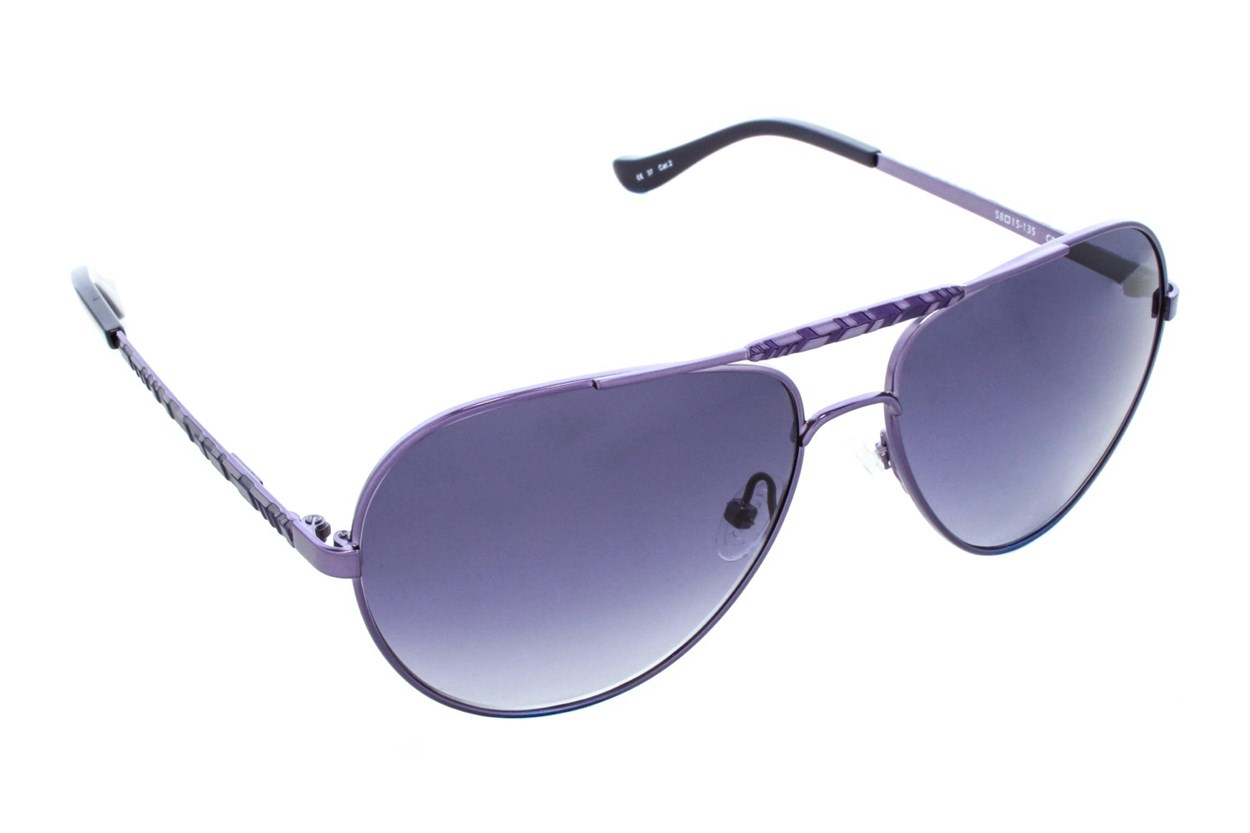 Kensie Keep In Touch Purple Sunglasses