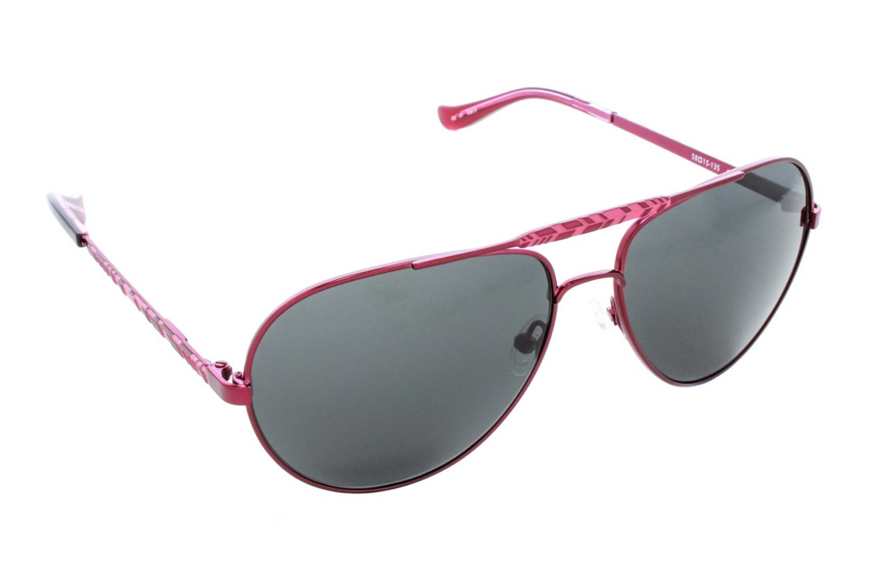 Kensie Keep In Touch Red Sunglasses