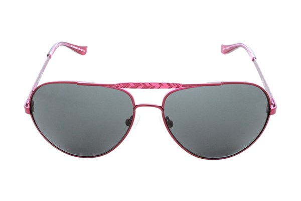 Kensie Keep In Touch Sunglasses - Red