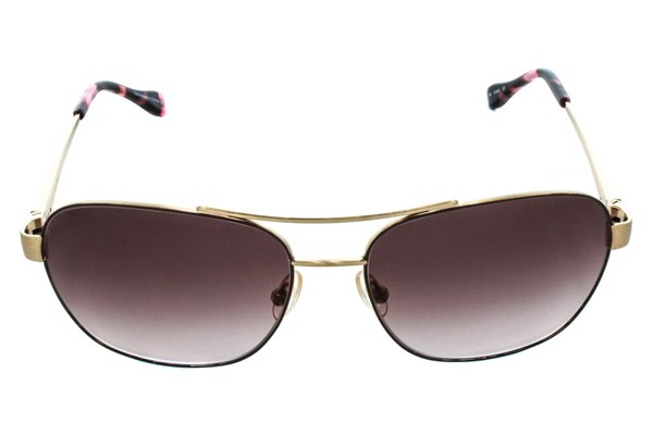 Lilly Pulitzer Kinley Sunglasses - Gold