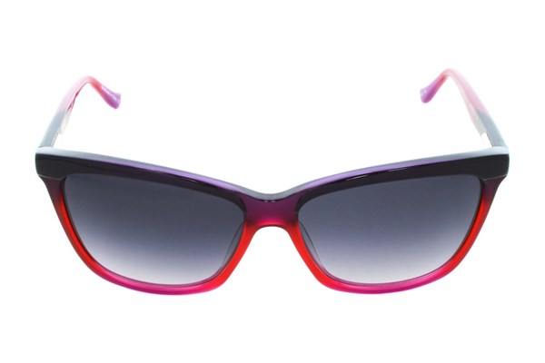 Kensie Meet Me There Sunglasses - Red