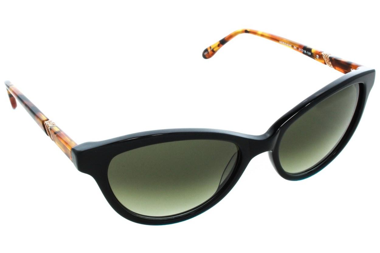 Lilly Pulitzer Meridiene Black Sunglasses