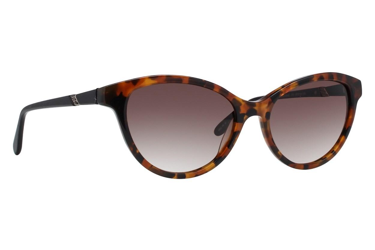 Lilly Pulitzer Meridiene Brown Sunglasses