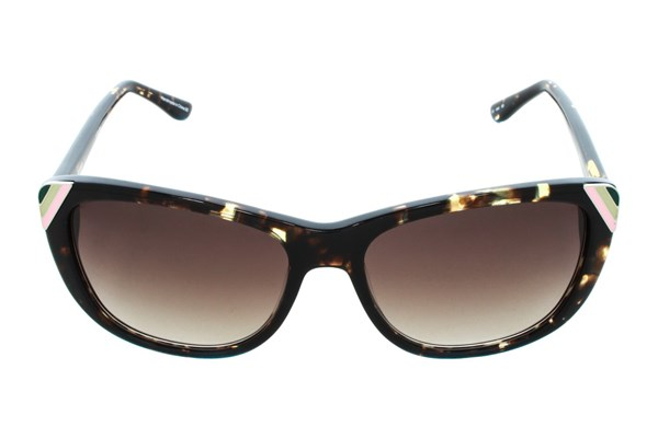 Kensie On The Edge Tortoise Sunglasses
