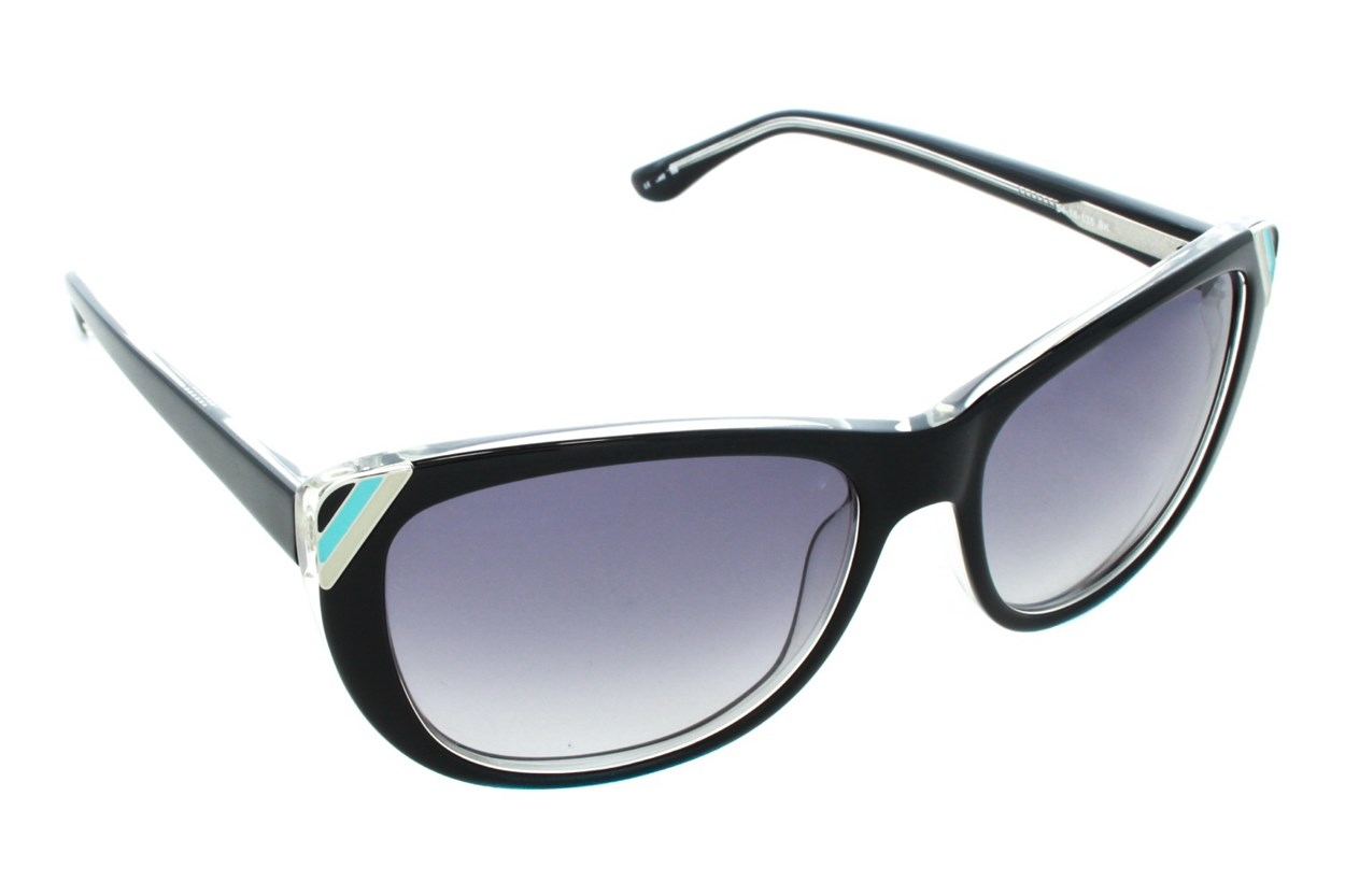 Kensie On The Edge Sunglasses - Black