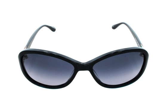 Lilly Pulitzer Ramsay Black Sunglasses
