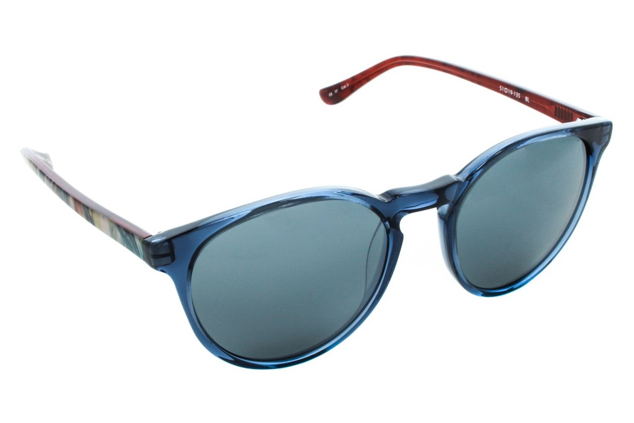 Kensie Retro Sun Sunglasses - Blue