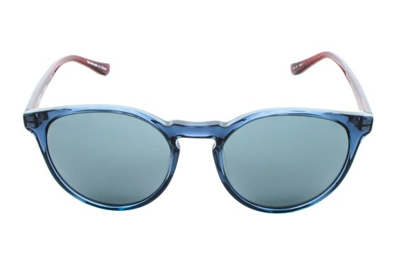 Kensie Retro Sun Blue Sunglasses