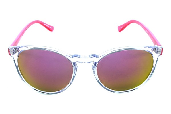 Kensie Retro Sun Clear Sunglasses
