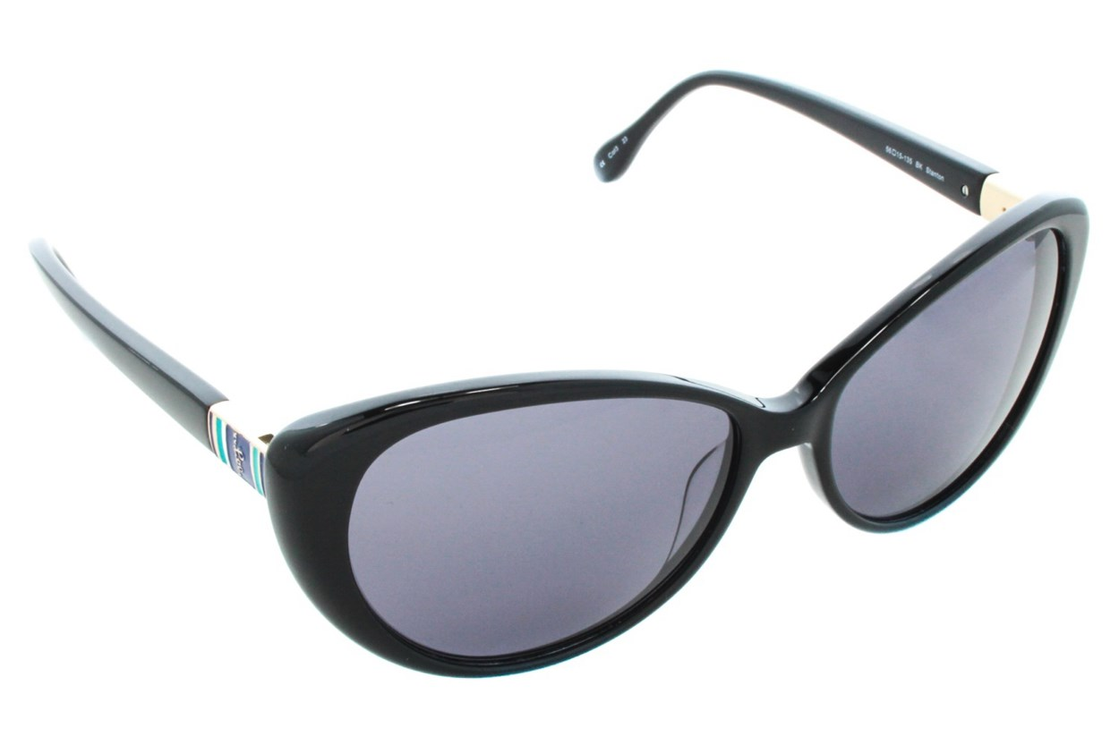 Lilly Pulitzer Stanton Black Sunglasses