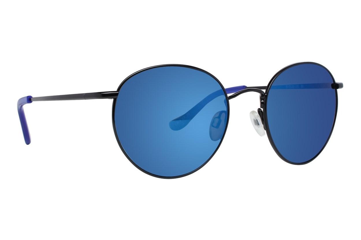 Kensie Tell Me Black Sunglasses