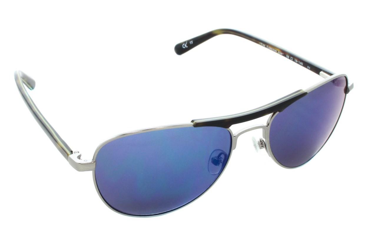 Original Penguin The Cameron Sun Silver Sunglasses