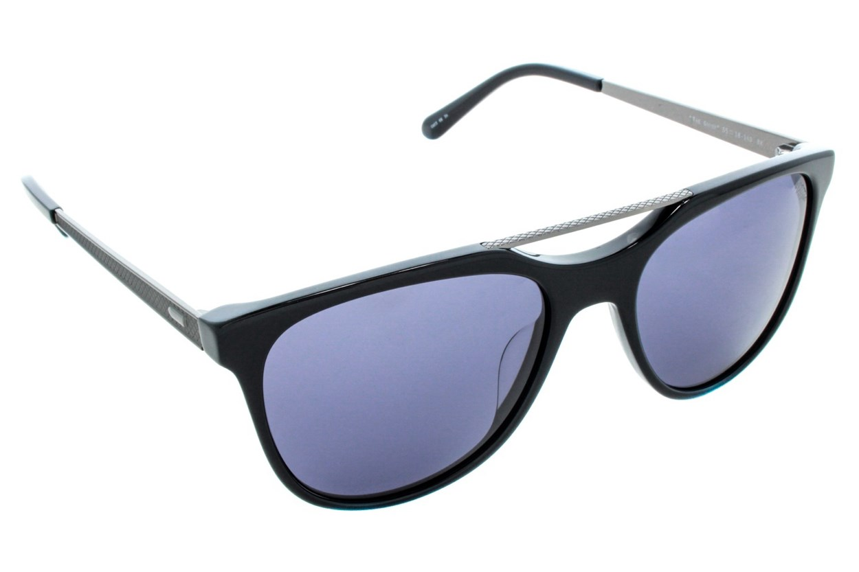 Original Penguin The Grover Black Sunglasses