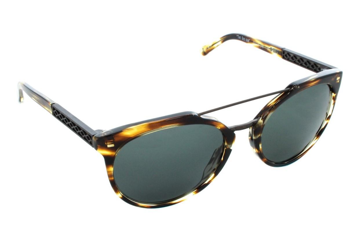 Original Penguin The Gus Sun Tortoise Sunglasses