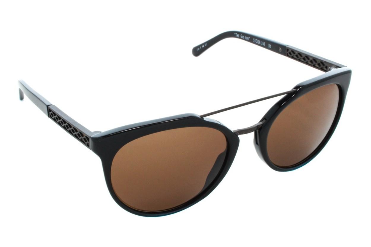 Original Penguin The Gus Sun Black Sunglasses