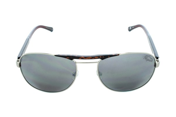 Original Penguin The Kent Silver Sunglasses