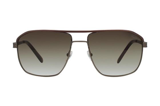 Original Penguin The Ollie Sun Brown Sunglasses