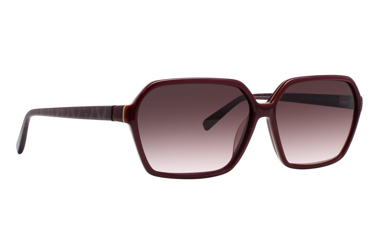 Vera Wang V408 Red Sunglasses