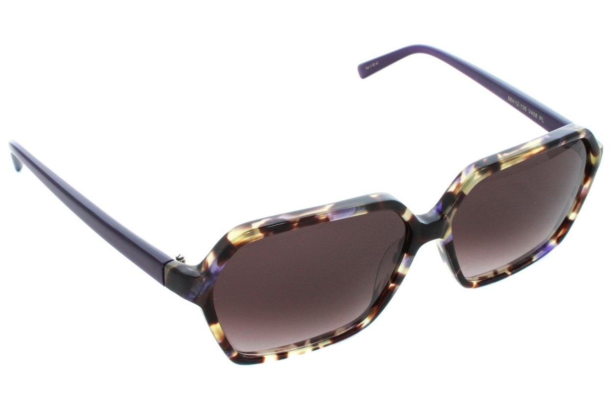 Vera Wang V408 Sunglasses - Purple