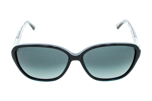 Vera Wang V411 Sunglasses - Black