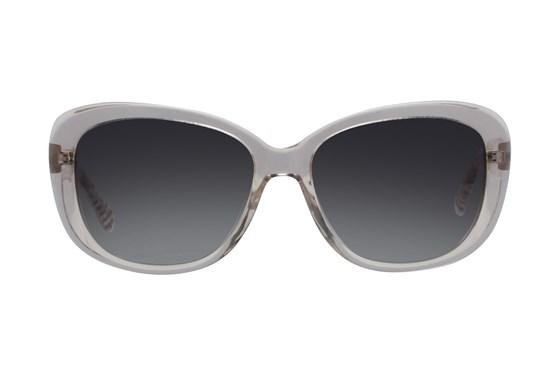 Vera Wang V412 Gray Sunglasses