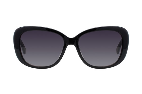Vera Wang V412 Black Sunglasses