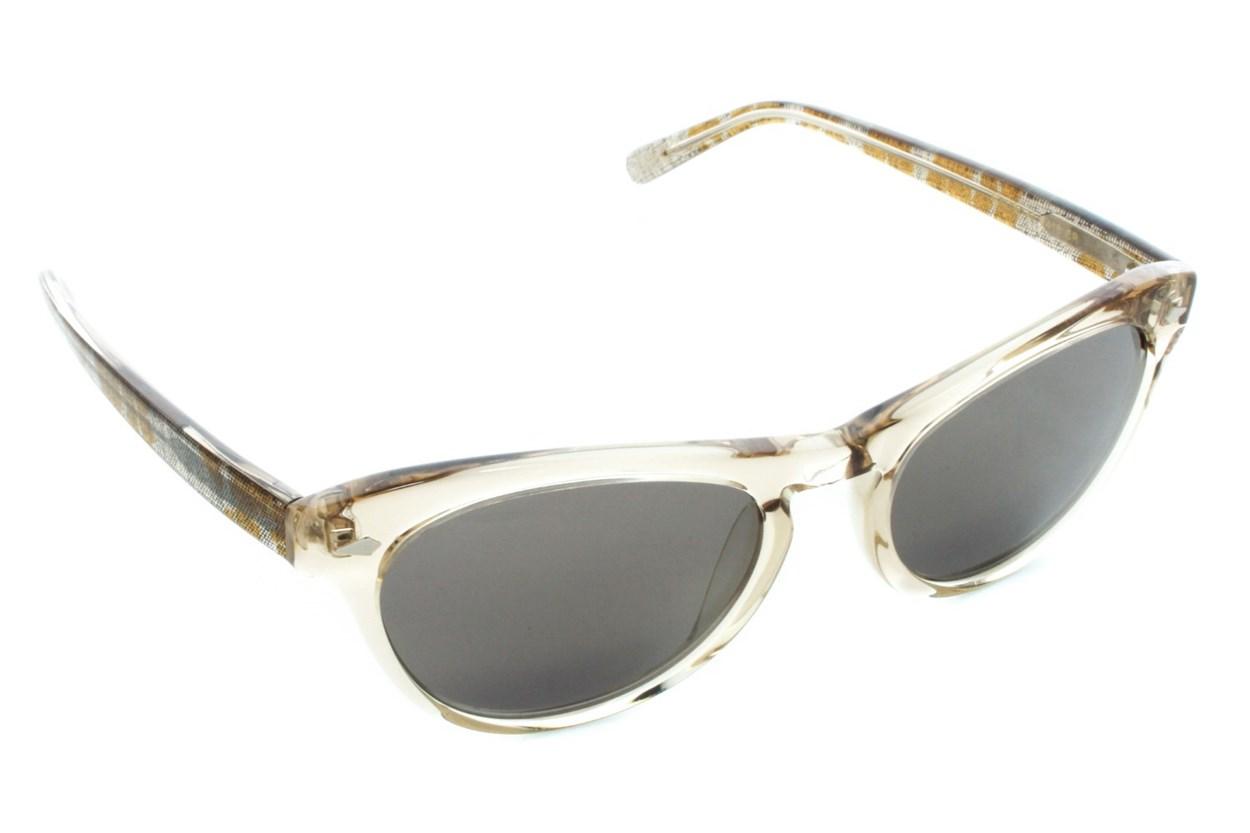 Vera Wang V413 Clear Sunglasses