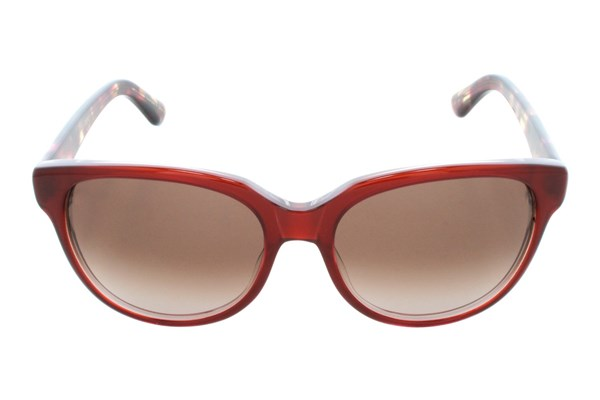 Vera Wang V414 Sunglasses - Red