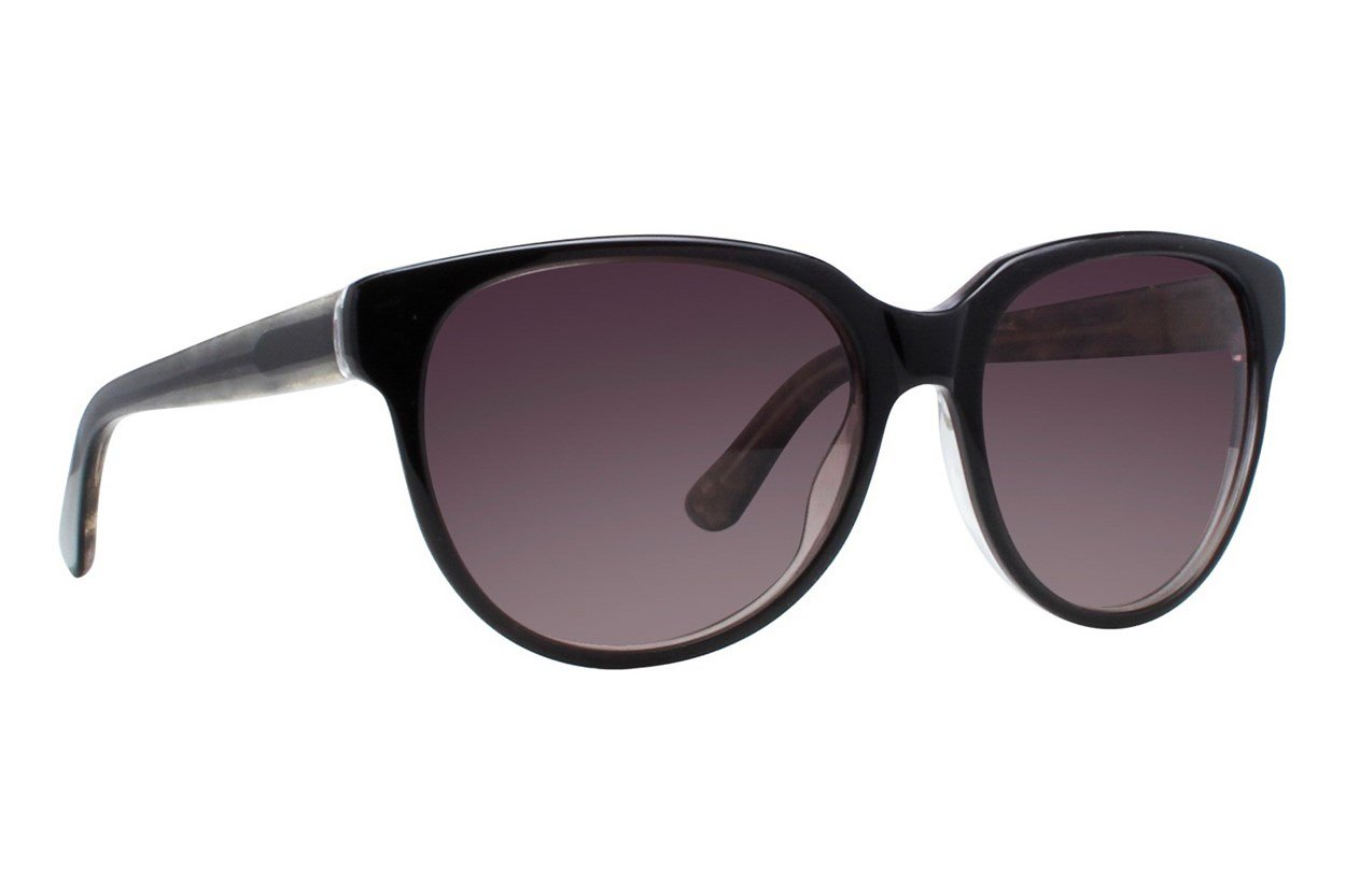 Vera Wang V414 Black Sunglasses