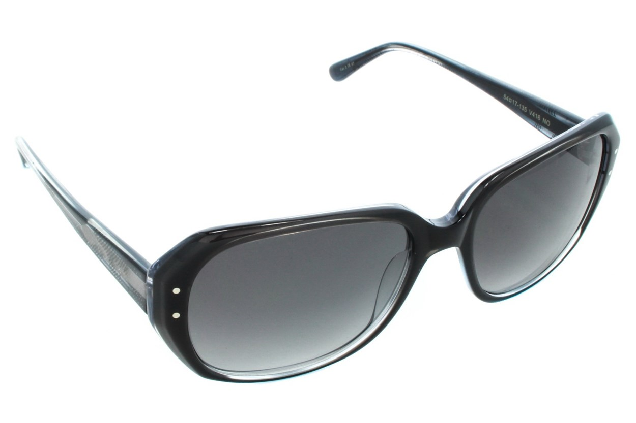 Vera Wang V416 Black Sunglasses
