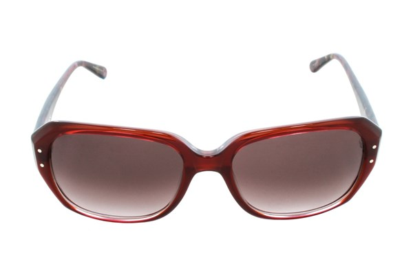 Vera Wang V416 Sunglasses - Red