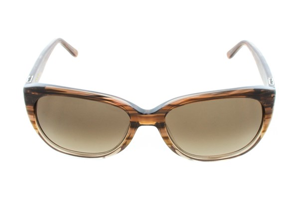 Vera Wang V418 Sunglasses - Brown