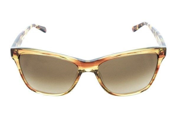Vera Wang V419 Sunglasses - Brown