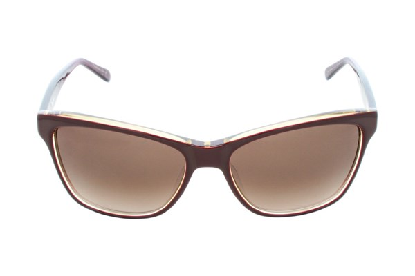 Vera Wang V419 Sunglasses - Red