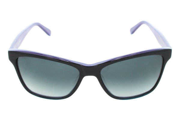 Vera Wang V419 Black Sunglasses