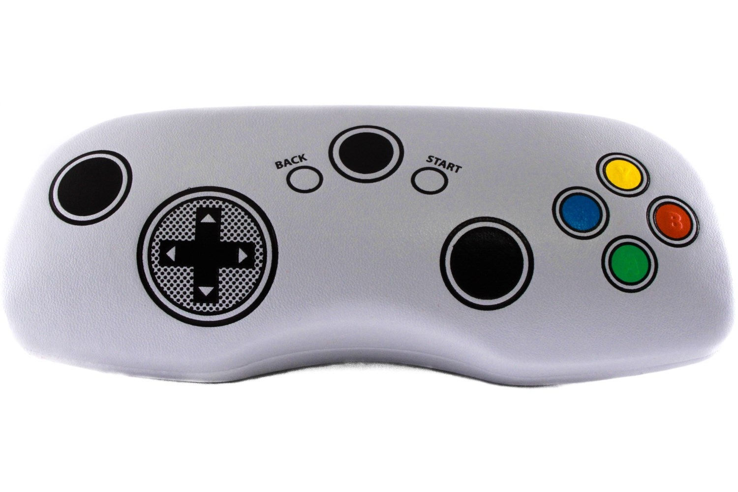 Game On Video Games Eyeglasses Case Grey