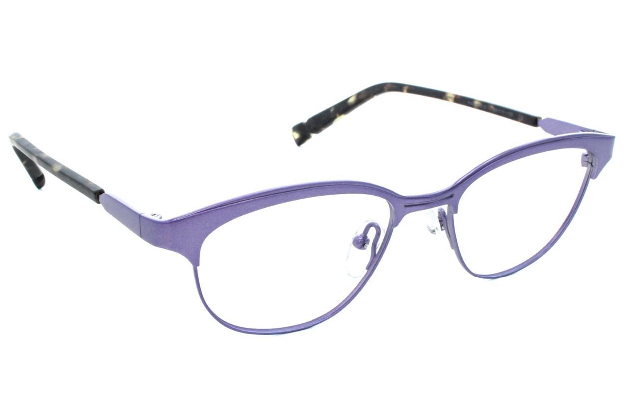 Jason Wu Adele Purple Eyeglasses