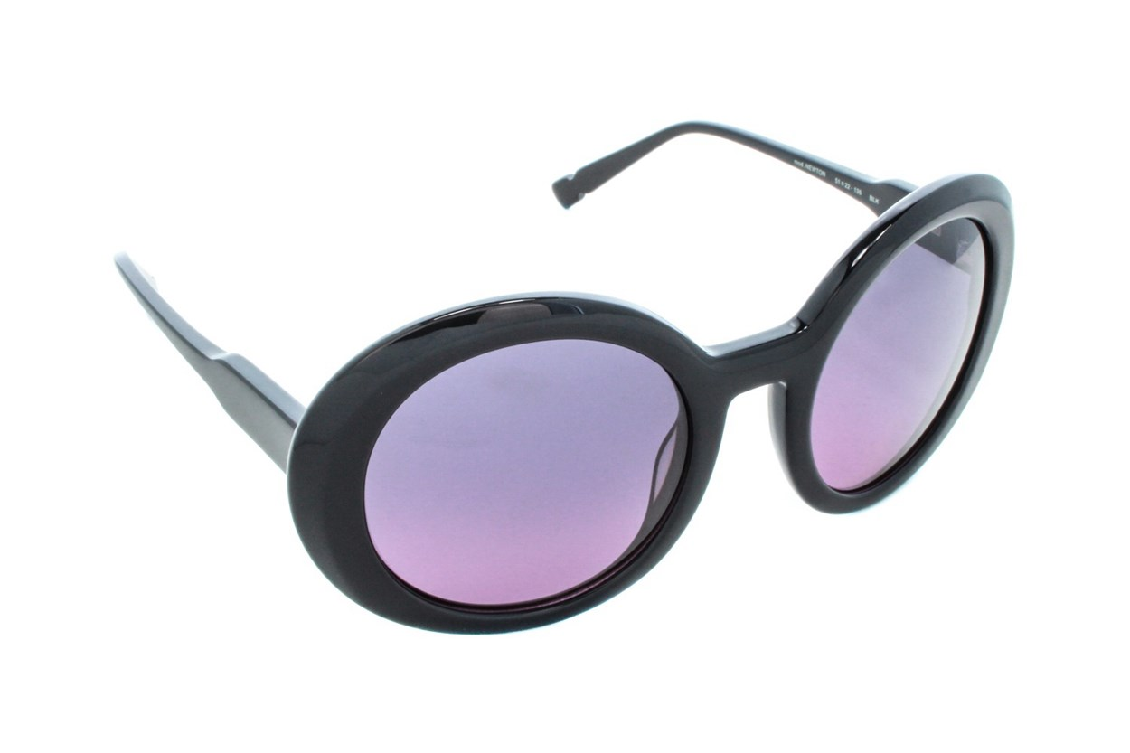 Jason Wu Newton Black Sunglasses