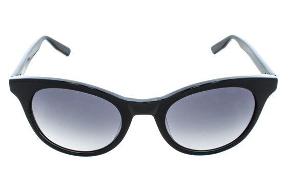 Jason Wu Tilda Black Sunglasses