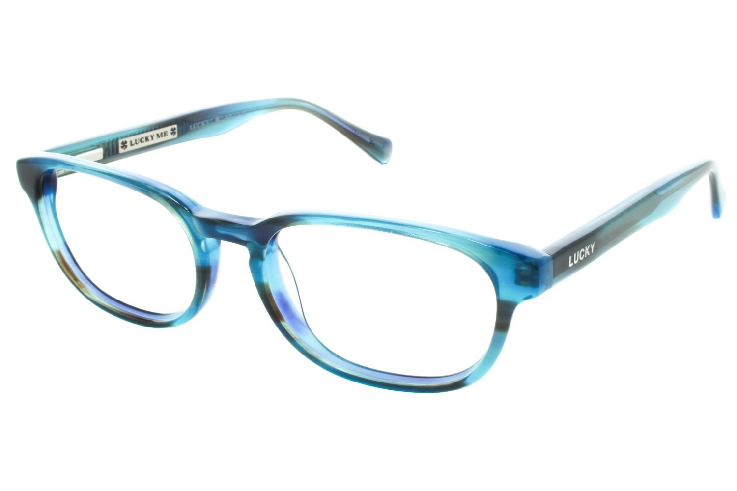 Lucky Dynamo Small Prescription Eyeglasses Frames