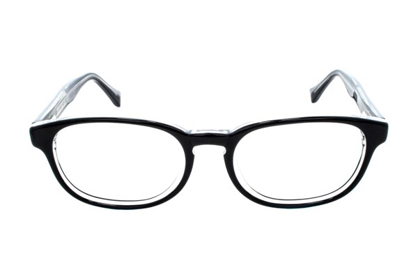 Lucky Dynamo Small Eyeglasses - Black