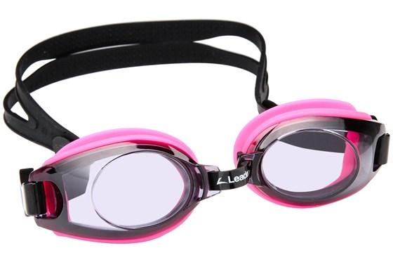 Hilco (Z Leader) Children's Prescription Swimming Goggles Pink SwimmingGoggles
